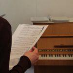Chor Kiel Encantados Noten Klavier