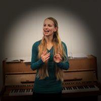 Chorleitung Anja Mitschke
